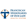 Franciscan Missionaries of Our Lady Logo